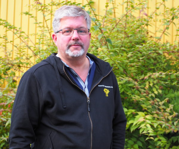 Aslak Snarteland, leder i Vestfold og Telemark Bondelag