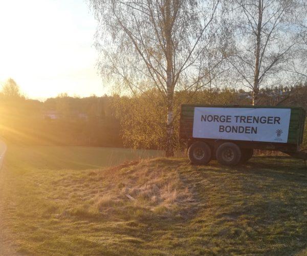 Flere lokallag har egne Facebooksider, dette skreiv Ramnes Bondelag på sine side: BRUDD i årets jordbruksoppgjør. Regjeringas tilbud gir ikke framtidstro for bonden. Gi bonden en inntekt å leve av, slik at vi fortsatt kan produsere trygg, norsk mat.
