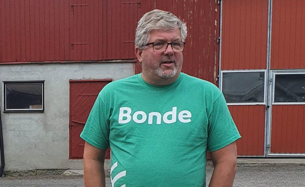 Fylkesleder Aslak Snarteland er glad for innholdet i Hurdalsplattformen