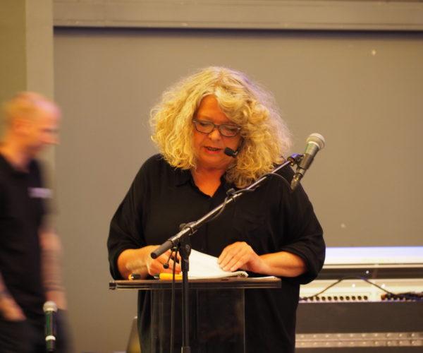 Debattleder Eva Nordlund
